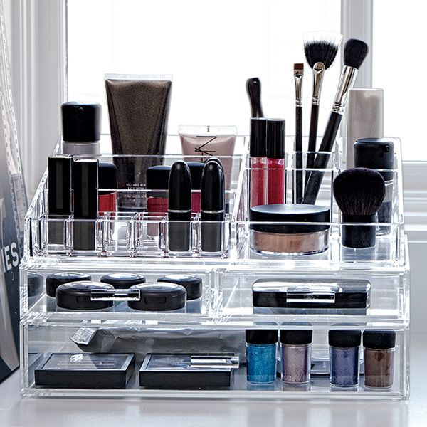 Container Store Shoe Drawer Makeup