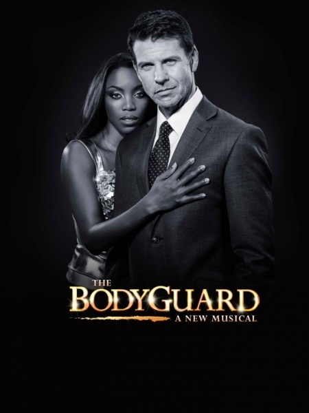 Photo Flash: Fans Reveal First Artwork for THE BODYGUARD, Starring Heather Headley and Lloyd Owen!
