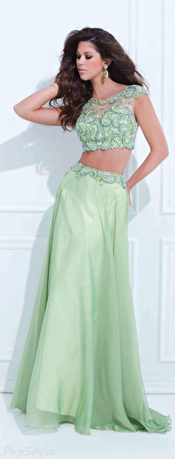 Tony Bowls Gorgeous Gown