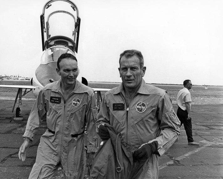 Apollo, Apollo 11, Apollo program, Apollo-Soyuz, Carrying the Fire, Deke Slayton, Deke!, Donald K. Slayton, J.L. Pickering, Manned Spaceflig...