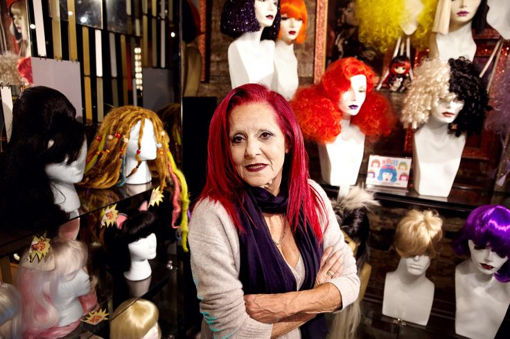 "Patricia Field was 24 when she opened her first shop... The ""Sex and the City"" costume designer is closing her famous shop, and it's not because the East Village is finally dead."