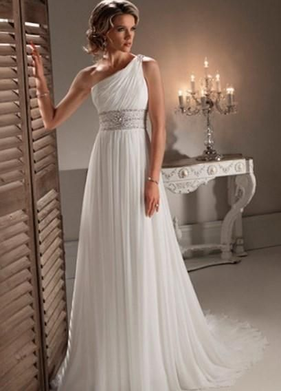 Красивые греческие свадебные платья - http://1svadebnoeplate.ru/krasivye-grecheskie-svadebnye-platja-3320/ #свадьба #платье #свадебноеплатье #торжество #невеста