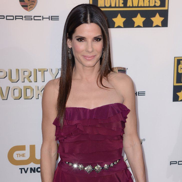 Pin for Later: Le Magazine People Nomme Sandra Bullock la Femme la Plus Belle du Monde
