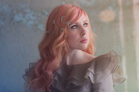 Peach Hair: Cabelos cor de Pêssego!