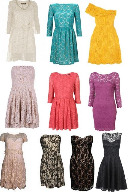 Coisinhas de Mulher: Vestido de Festa Curto