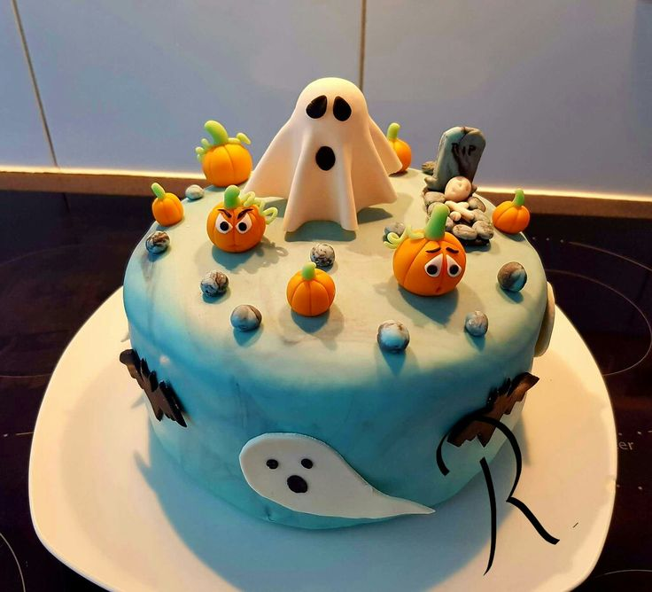 Halloween pate à sucre