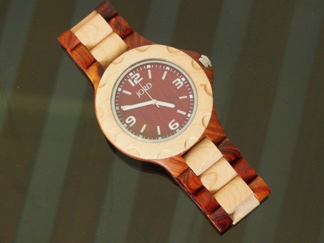 Jord Wood Watch: Time is Precious and so is this watch!! #Jordwatch