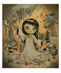 Image result for Tanja Thompson aka Misery NZ Artist