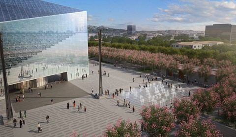 First Look at the Crystal Cathedral's Massive Catholic Makeover - Converting - Curbed LA