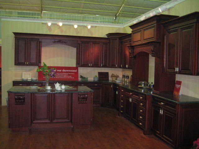 diseos de gabinetes de cocina en madera  Buscar con
