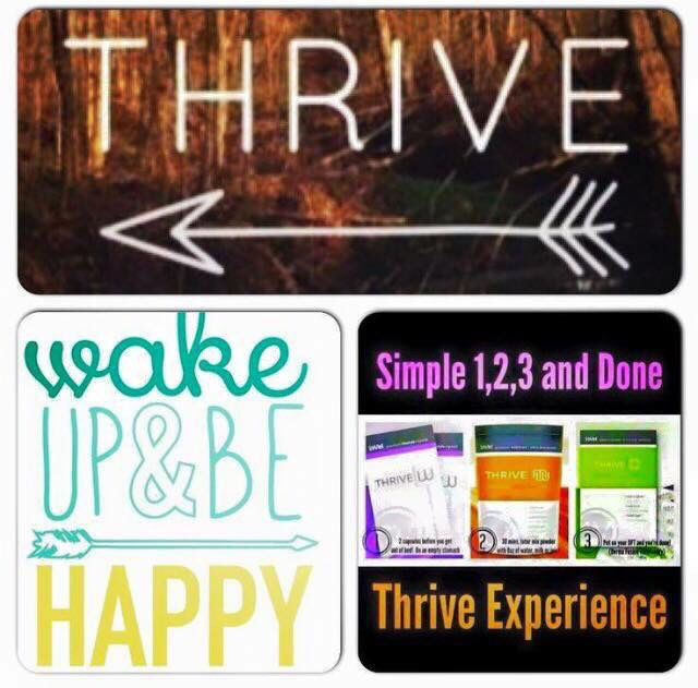 Want to try it before you buy it?? Sign up for a free customer account at www.thrivegal.us and I'll send you a free mini Thrive experience! email me - thrivegal.us@gmail.com