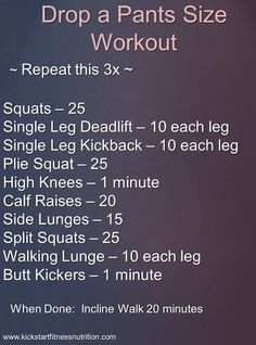 Drop a pant size circuit workout. Forget the walk - do the carrie underwood sequence