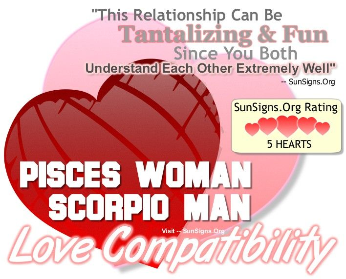 cancer and scorpio dating tips