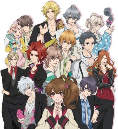 Brothers Conflict - this anime may not suit everyone because of the way it looks personally at first it looked weird but then i loved it. it is a romance and comedy drama so good and it was made in 2016. Don't know if there is a second season