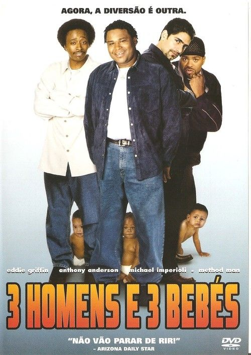Watch My Baby's Daddy 2004 Full Movie Online Free