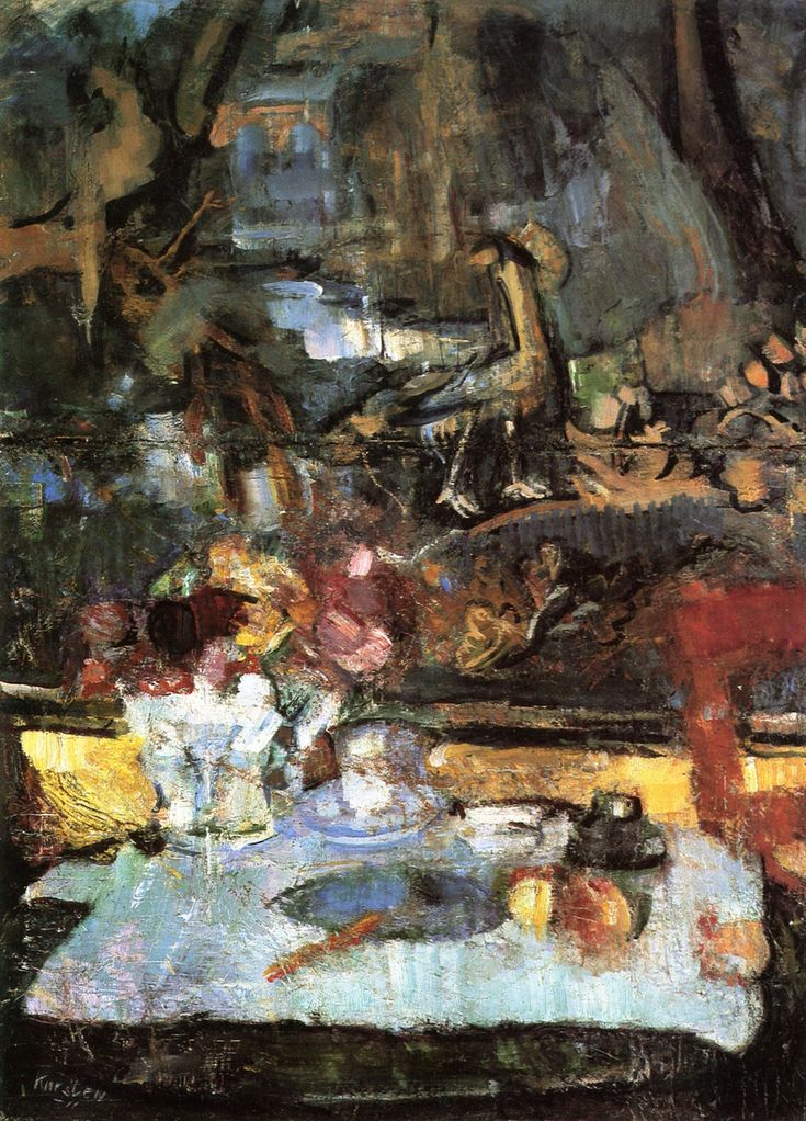 The Athenaeum - Tapestry (Ludwig Karsten - )