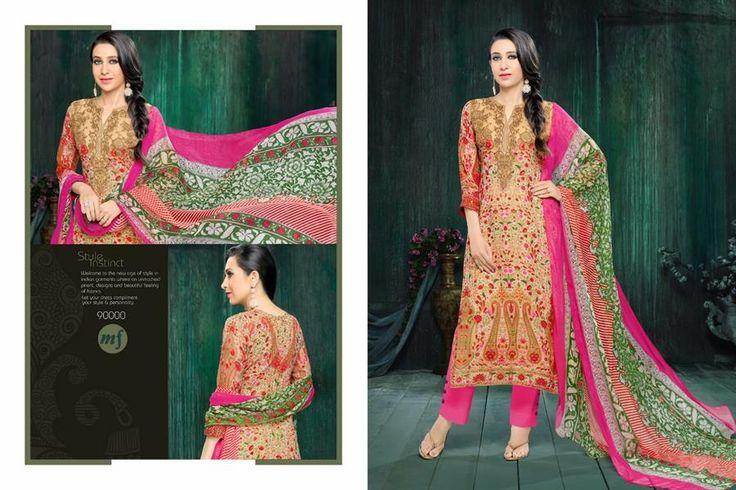 Buy Designer TM-Mf Eleenza Salwar Kameez