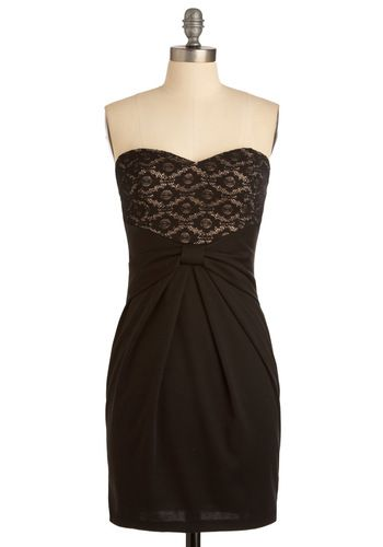 modcloth: Style, Gorgeous Gorgeous, Cute Dresses, Bridesmaid Dresses, Lace Detail, Black Laces, Gorgeous Dress, Little Black Dresses, Simple Black Dresses