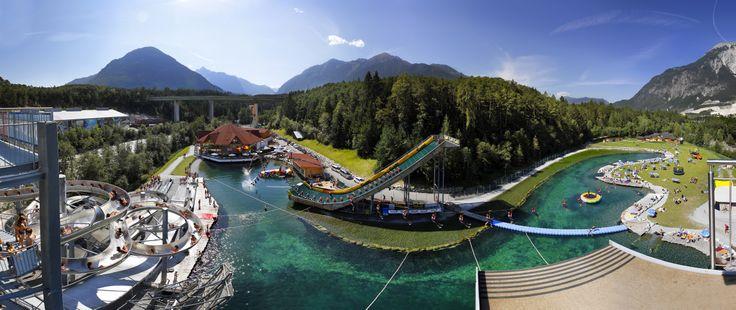 #area47 #outdoorpark #rafting #canyoning #ötztal