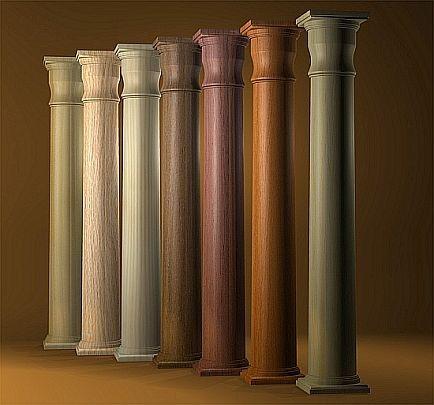 Indoor Pillars 23 best pillars and columns images on pinterest | columns, wood