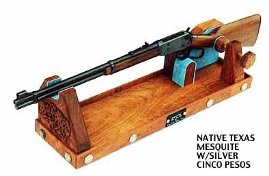 homemade gun vise