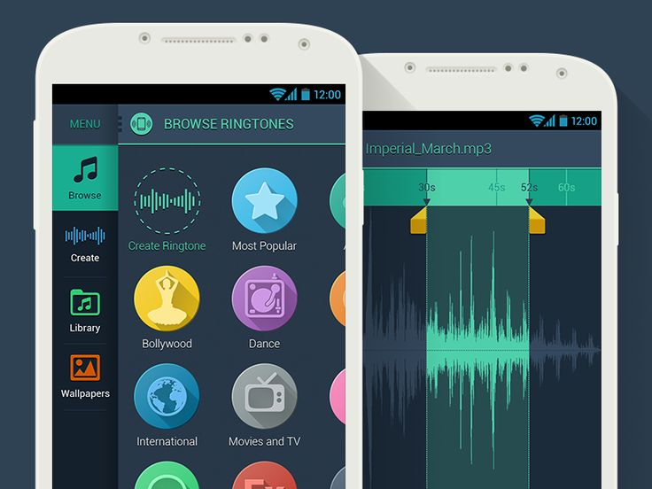 Free Ringtones (Android) by Artem Tolstykh