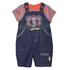 Ellie Romper set from Hooligans. Fair trade clothing from Africa