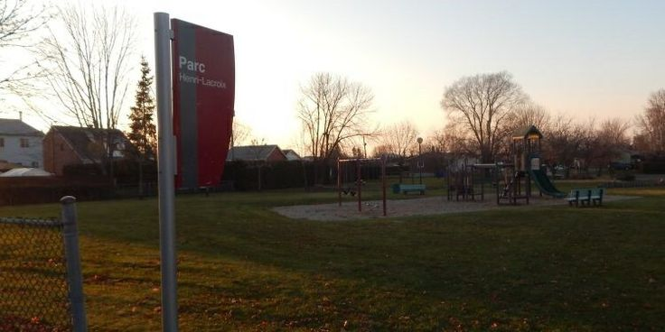 Parc Henry-Lacroix (rue L'Heureux)