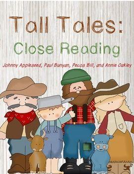 Annie Oakley Tall Tale
