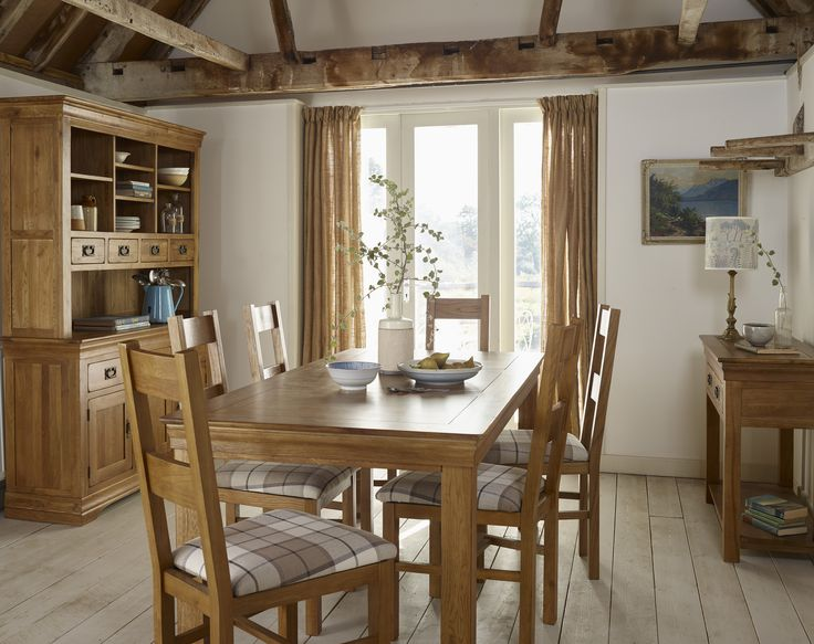 60 Best French Farmhouse  Oak Furniture Land Images On Pinterest Captivating Round Formal Dining Room Sets For 8 2018