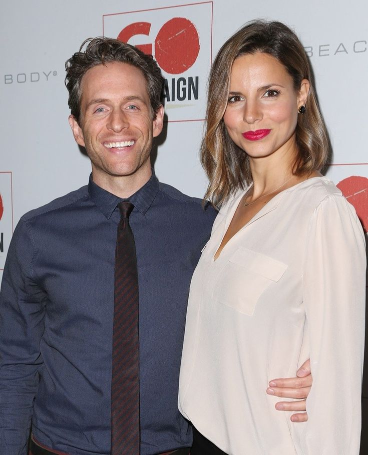 Glenn Howerton, Jill Latiano