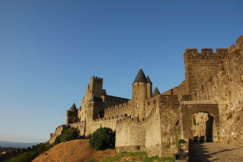 Carcassonne view by Yellow.Cat, via Flickr