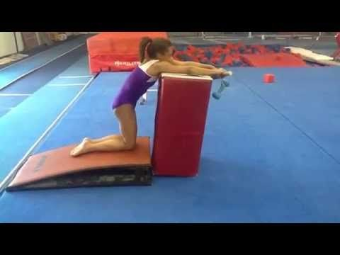 Failing to prepare -- essential conditioning for gymnasts | Swing Big! Gymnastics Blog