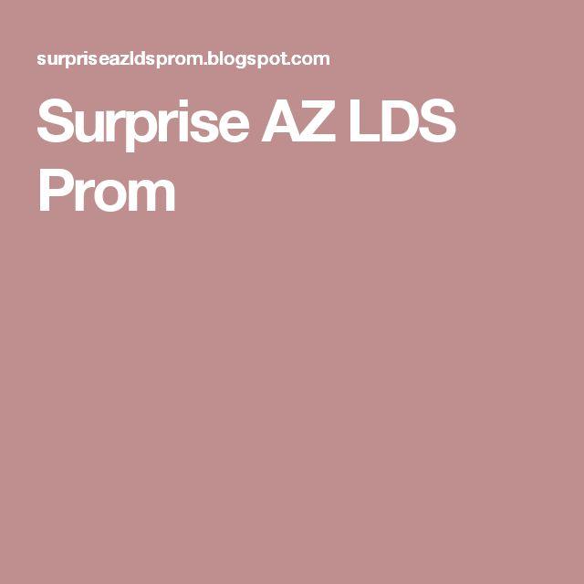 Surprise AZ LDS Prom