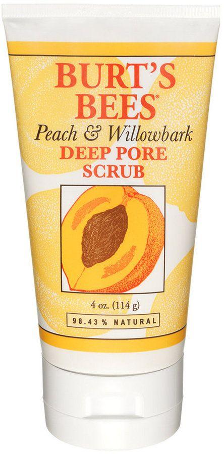 Peach & Willowbark Deep Pore Scrub