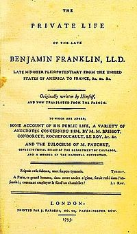 an autobiography of benjamin franklin one of the founding fathers of america 9 fascinating books about the founding fathers of america  the autobiography of benjamin franklin   was actually one of the most influential founding fathers .