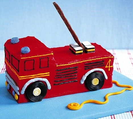 Best  Fire Engine Cake Ideas On Pinterest Fire Truck Cakes - Car engine birthday cake