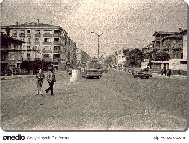 Kadıköy Kizıltoprak 1970'ler