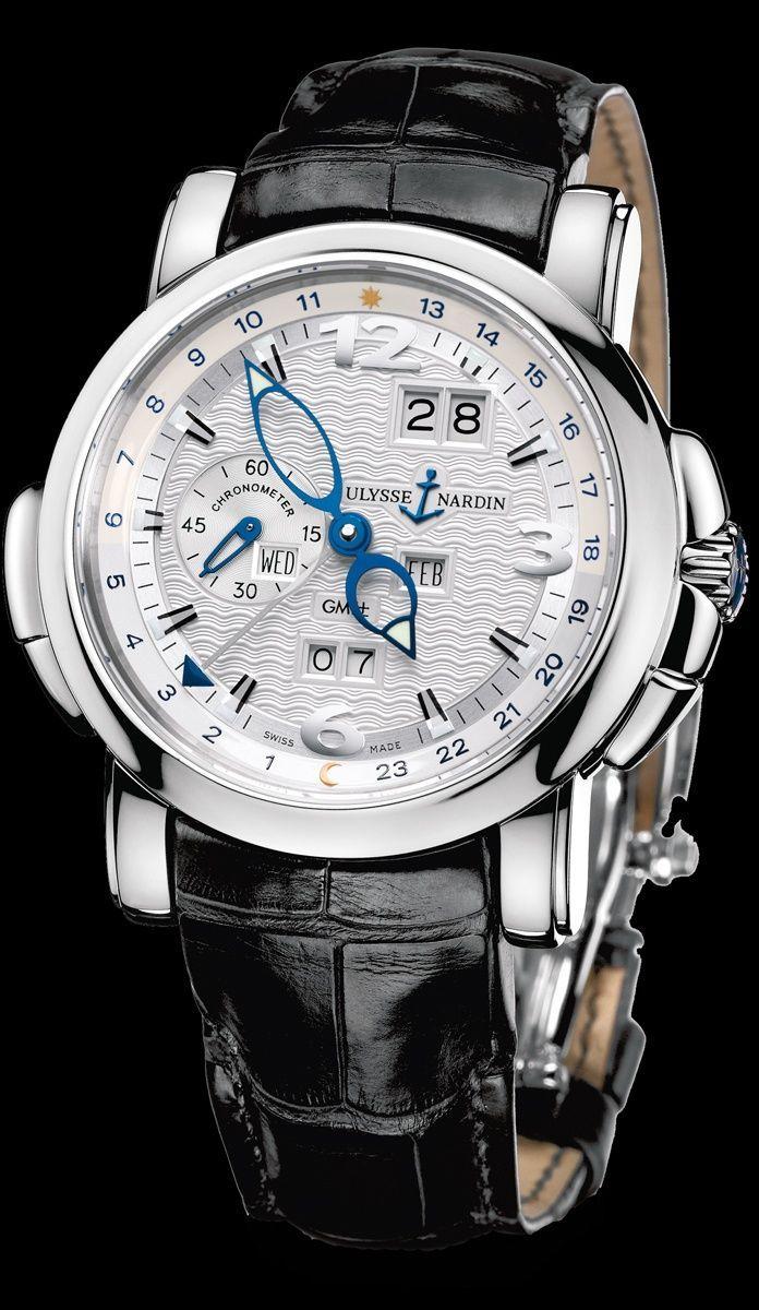 Ulysse Nardin GMT Perpetual… amazing. Aprenda a Comprar Relógios  Produtos de…