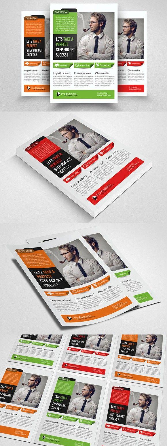 4056 besten Flyer Templates Bilder auf Pinterest   Flyer vorlage ...