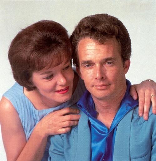 Bonnie Owens and Merle Haggard