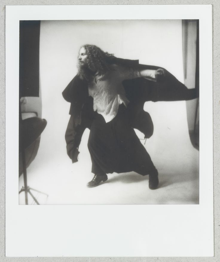 Fashion Shoot shot with Polariod 365 and Impossible B&W film. Shot by Kristian Bang (www.lillepingvin.dk) and clothes designed by Diana Dovgialo. Model: Lasse Laustsen