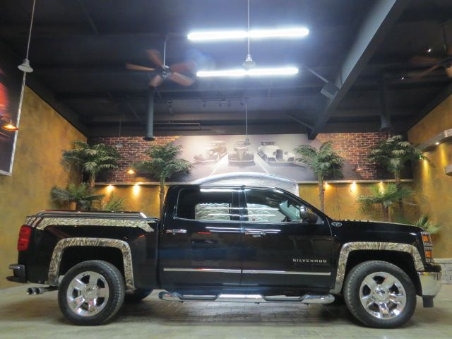 2014 Chevrolet Silverado 1500 LTZ ** GFX COMMANDER EDTION ** #Winnipeg #Manitoba #Chevy