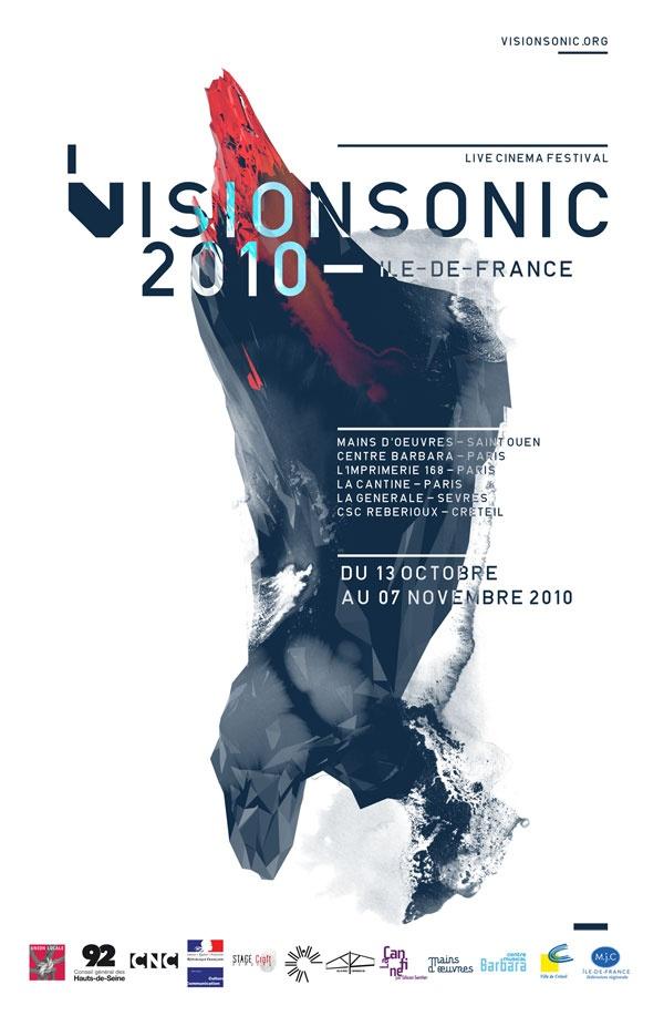 VISIONSONIC FESTIVAL #poster