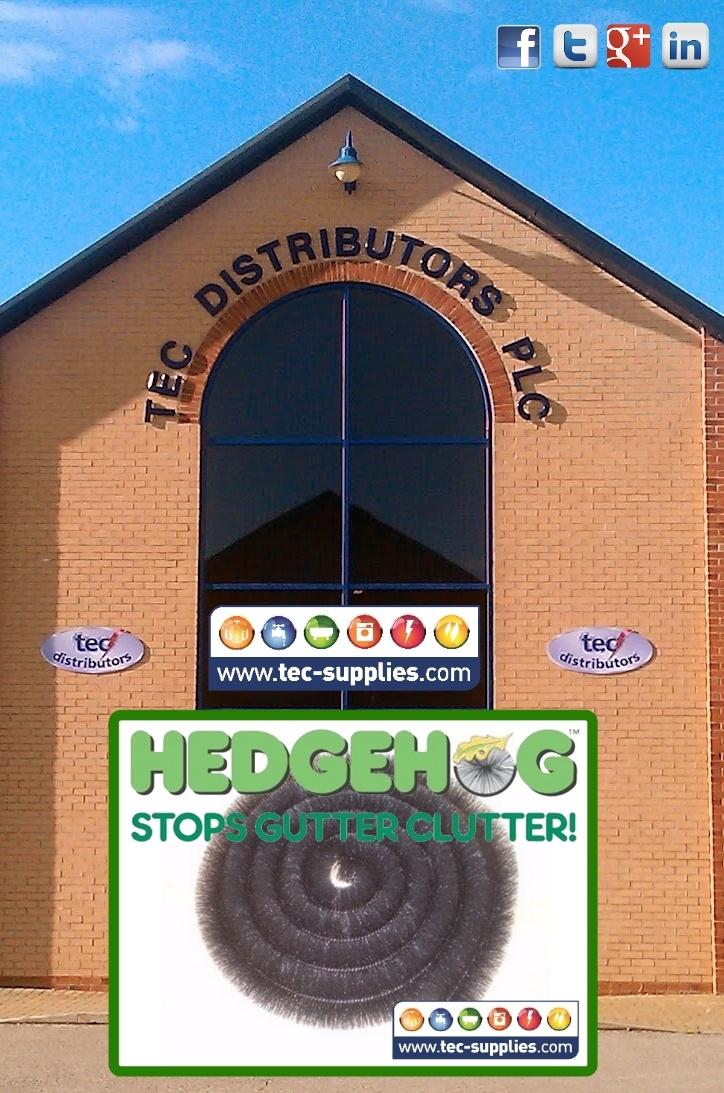 #maldon #essex #hedgehog #roof #gutter #tecsupplies #plumbing