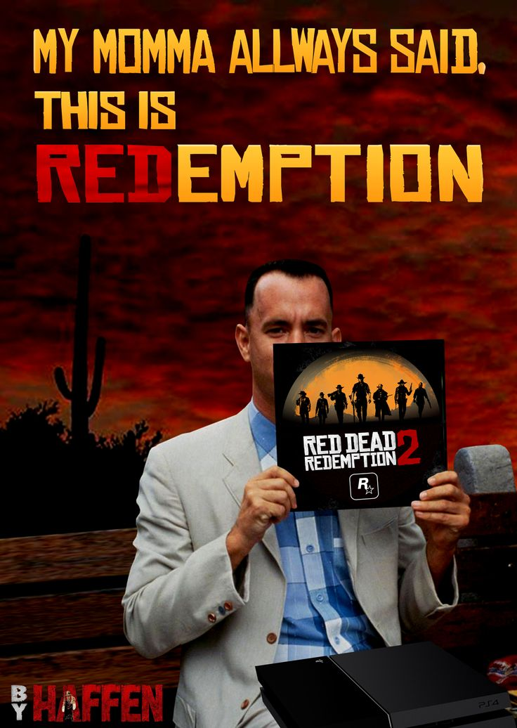 RDR 2 - This is Redemption. By Haffen