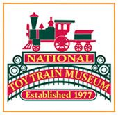 National Toy Train Museum - Strasburg PA - Lancaster County. Introductory video here: http://www.nttmuseum.org/visitors/video.shtml