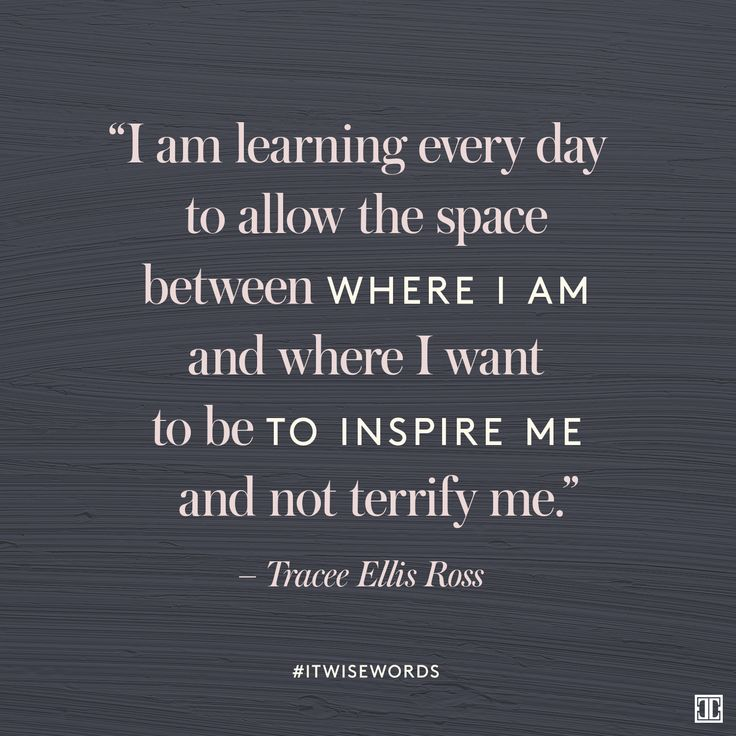#WiseWords from Tracee Ellis Ross
