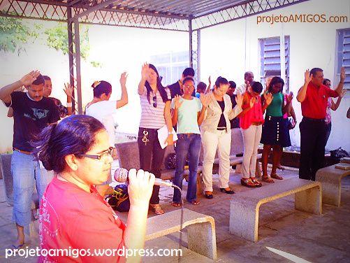 O Projeto AMIGOS promoveu a Campanha SOS Hospital Evangélico de Pernambuco (HEP)…