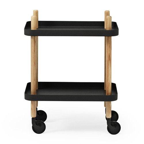 Normann Copenhagen Bijzettafel Block | LOODS 5 | Design | Jouw stijl in huis meubels & woonaccessoires